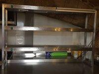 Chef's Pass or Heated Gantry