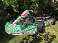 2013 Tony Kart Racer - Complete TKM Kart - Comprehensive Spares - IDEAL STARTER KIT