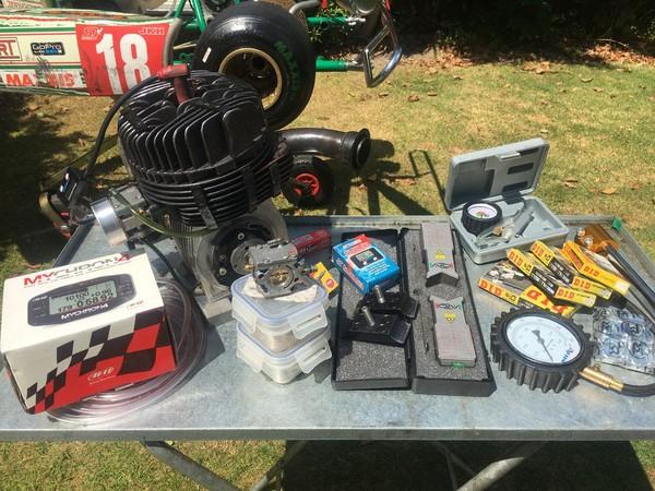 2013 Tony Kart Racer for sale
