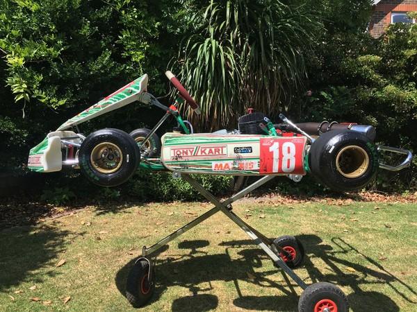 Second Hand 2013 Tony Kart Racer