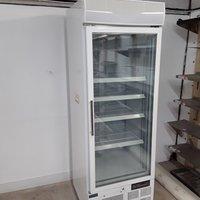 Ex Demo Polar GH506 Single Upright Display Freezer (W9361)