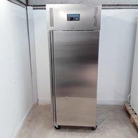 New B Grade Polar U633 Stainless Steel Single Upright Freezer (U9359