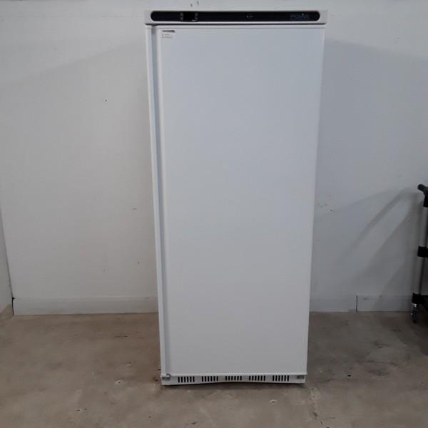 New B Grade Polar CD615 Single Upright White Freezer(W9348)