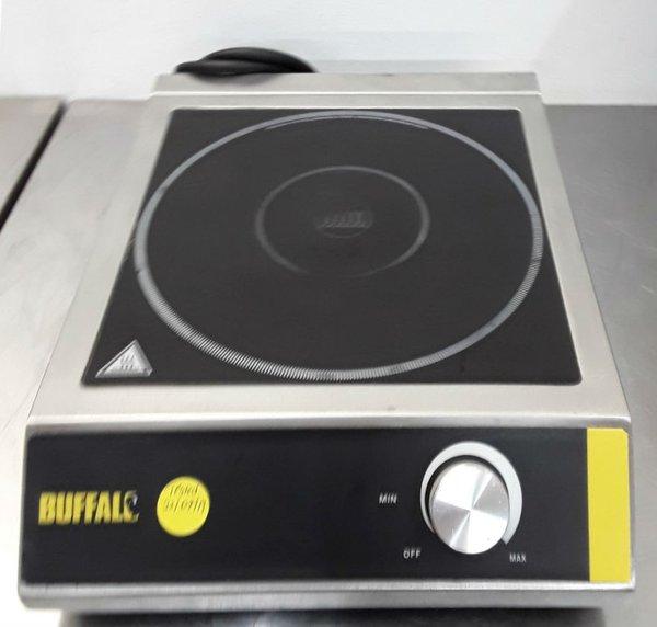 Buffalo CE208 Single Induction Hob