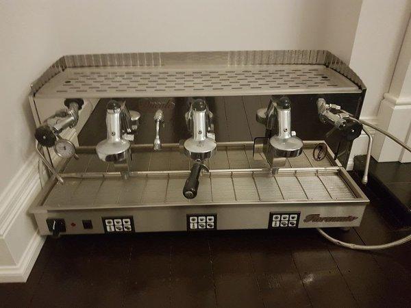 Group 3 Espresso Machine Fiorenzato Ducale