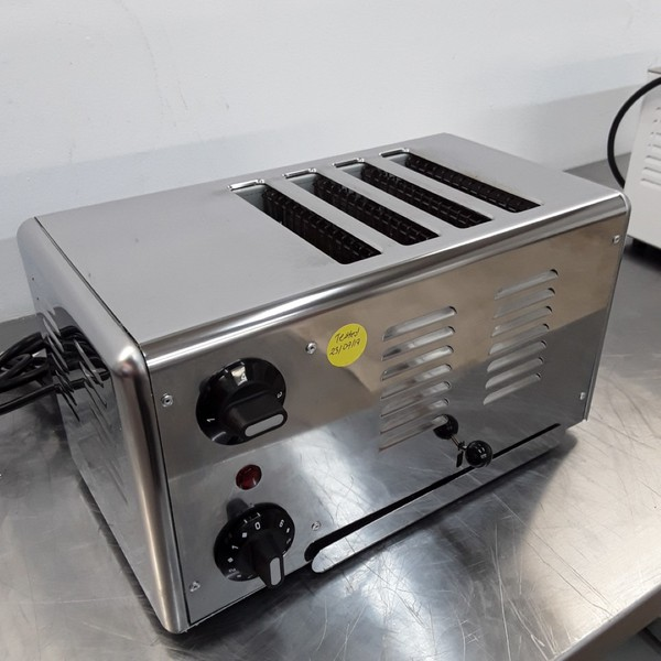 Secondhand toaster