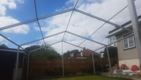 6m Beams, Lining roofs and gables