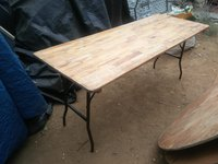 6Ft Trestle tables for sale