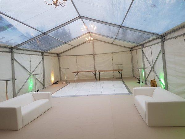 White event Sofa