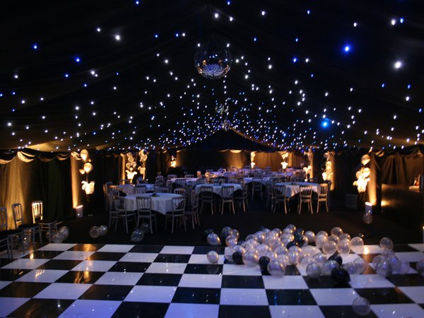 Black and white dance floor for sale