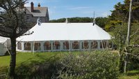 30Ft x 70Ft Trad Canvas Marquees