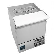 SU5CT R1  Williams - Fridge with Prep Counter Top with Gastronom Top