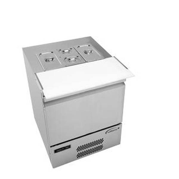 SU5CT R2  Williams - Fridge with Prep Counter top and Gastronorm