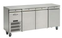 LJSC3SA HC R2  Williams - Jade Undercounter 3 Door Freezer