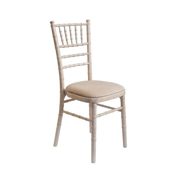 Limewash Chivari chair