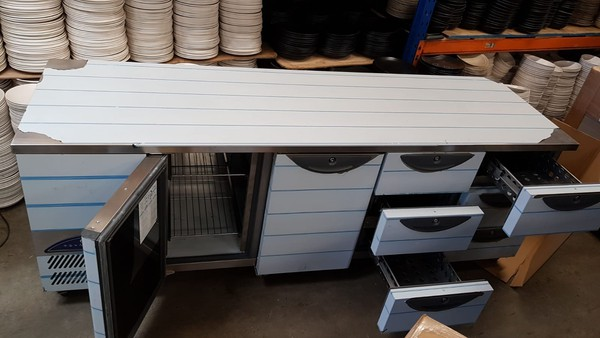 Secondhand fridge for sale