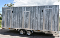Matching Luxury Recirculating Toilet Trailers