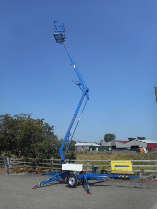 Nifty Lift Trailer Mounted Access Platform