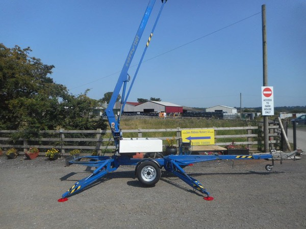 Used Nifty Lift Trailer Mounted Access Platform
