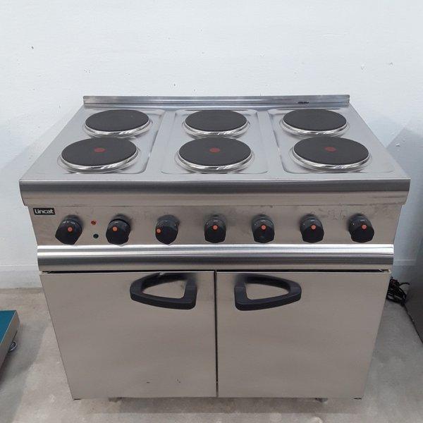 Lincat ESLR9C 6 Burner Range Cooker