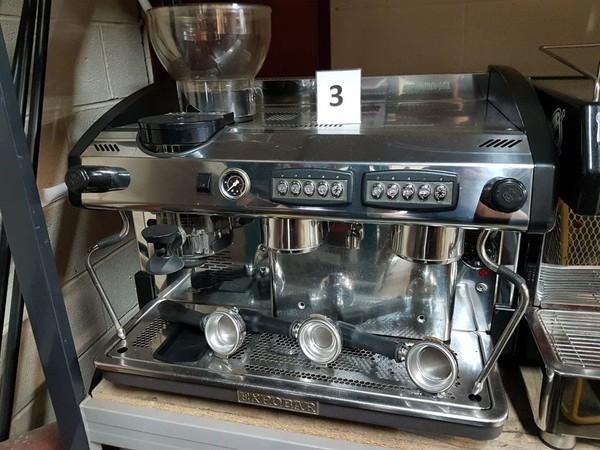 Expobar Elegance 2 Group Coffee Machine