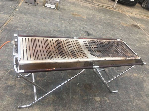 Cinders BBQ TG160 for sale