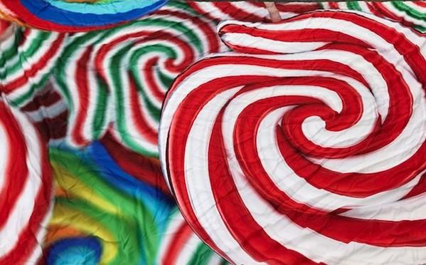 Lollipop Swirls