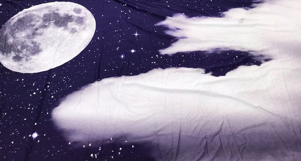 Moon & Stars back drop