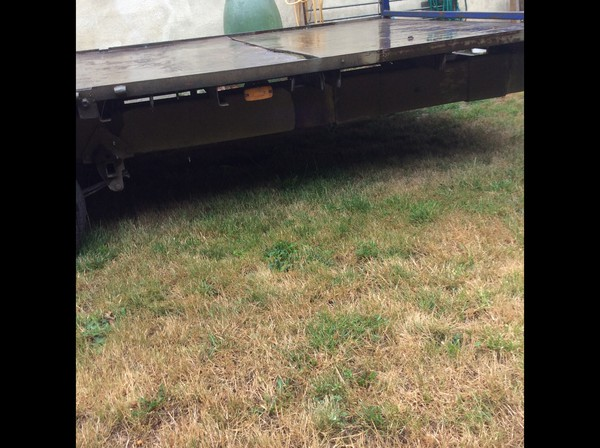 Buy Used Ifor Williams Tri Axle 10 Toilet Trailer