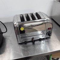 Dualit F209 4 Slot Toaster