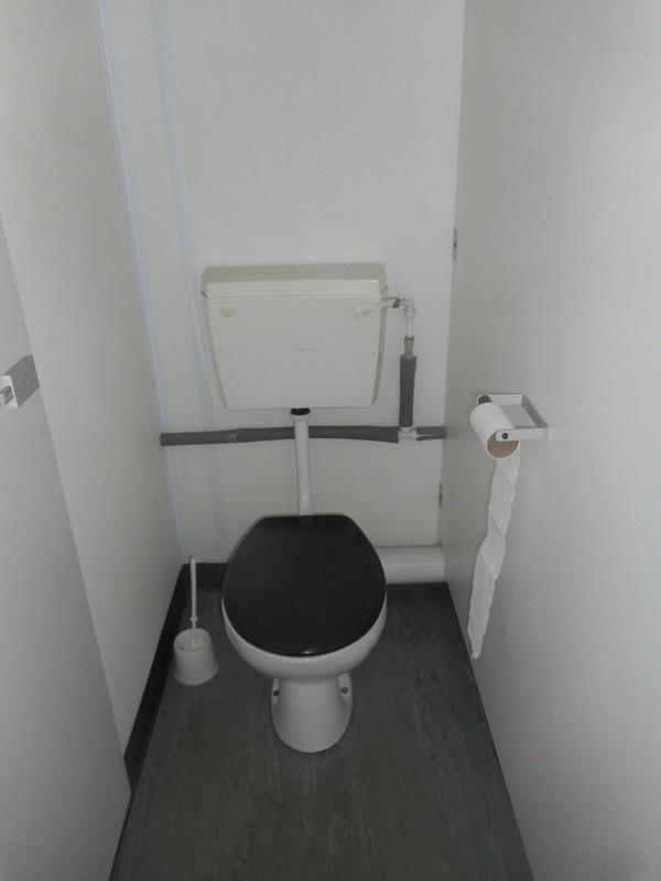 Toilet cubicals