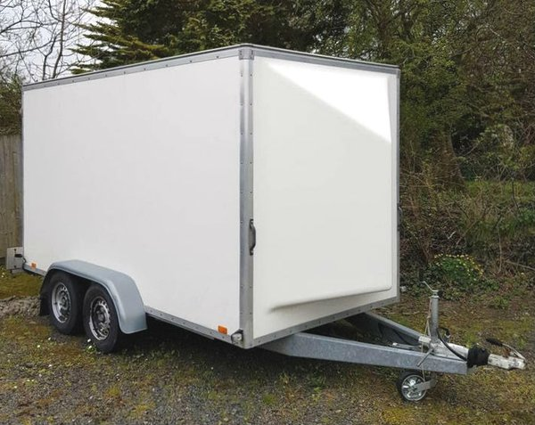 Blueline Box Trailers for sale