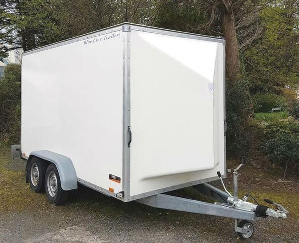 GRP box trailer for sale