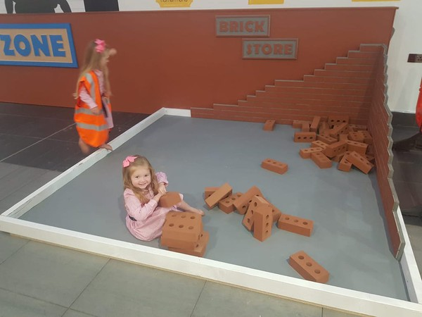 Childrens Building Site