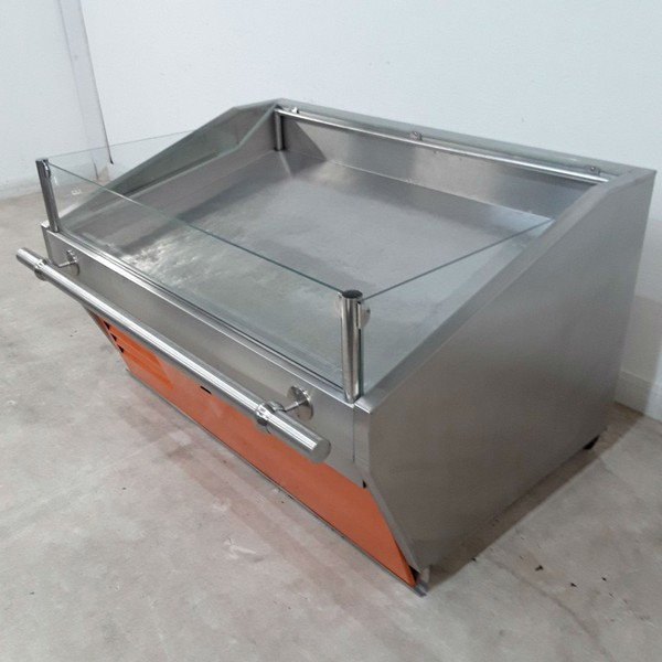 Used Fish mongers display fridge