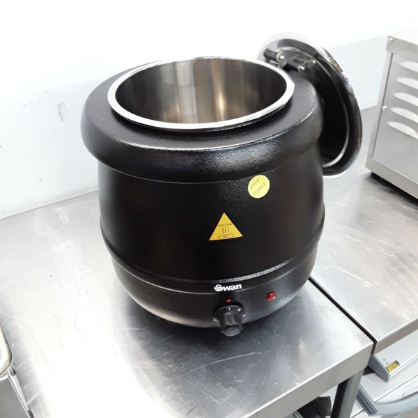 Used soup kettle for sale