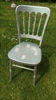 Silver Cheltenham Banqueting Chairs