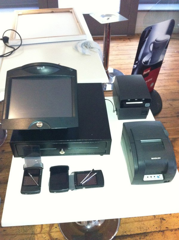 Epos System for sale