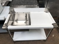 Brand New 1200mm Single Bowl Sink