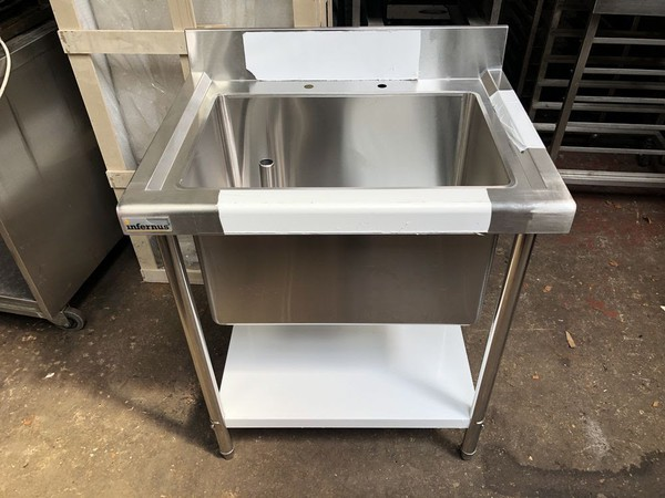 Large Single Bowl Sink for sale