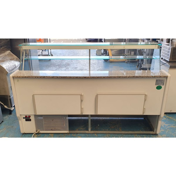 Used Zoin Hill 200 Slimline Serve Over Counter  for sale