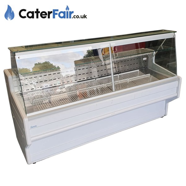 Used Zoin Hill 200 Slimline Serve Over Counter (Product Code: CF1449)