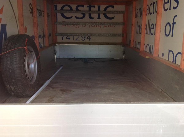 Drop side trailer for sale