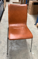 36x Leather Chairs