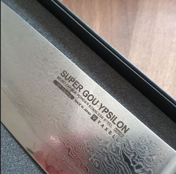 Chef knife for sale