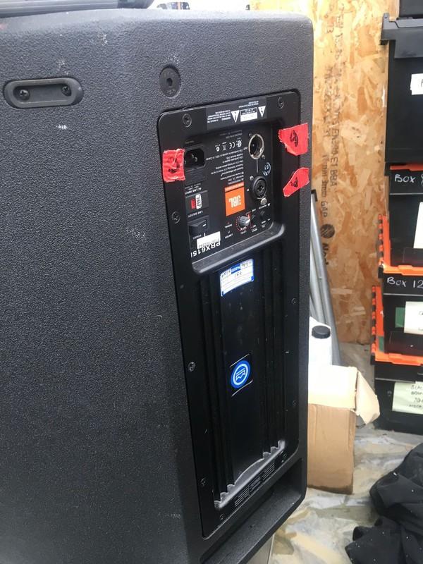 Secondhand speaker for sale