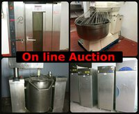 Bakery Equipment Auction