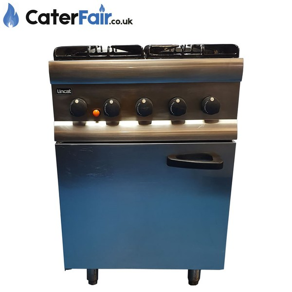 Front view cooker
