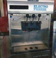 Ice Cream Front Machine