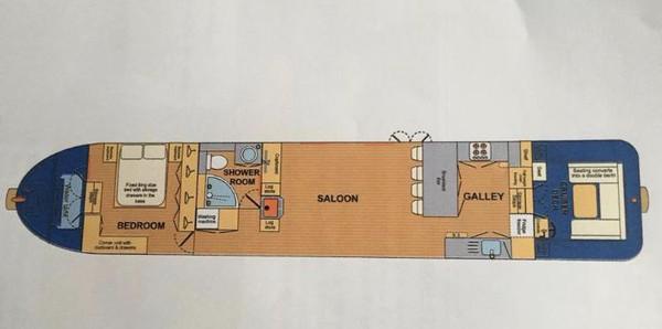 Internal layout / plan